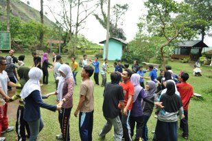 Program Outbound : Ice Breaking