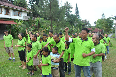 Outbound anak-anak