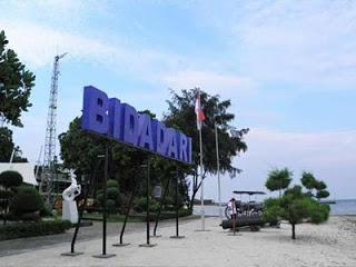 Outbound Pulau Bidadari
