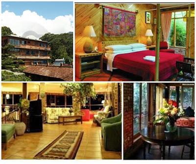 Hotel Pinewood Puncak Bogor