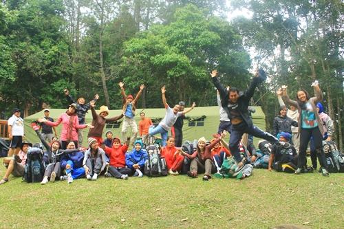 Gathering Outbound Di Bogor