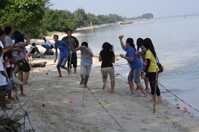 Outbound Pulau Tidung