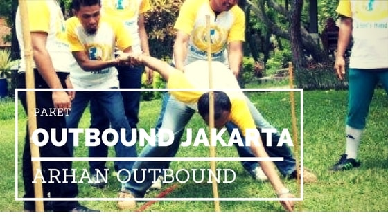 Paket Outbound di Jakarta