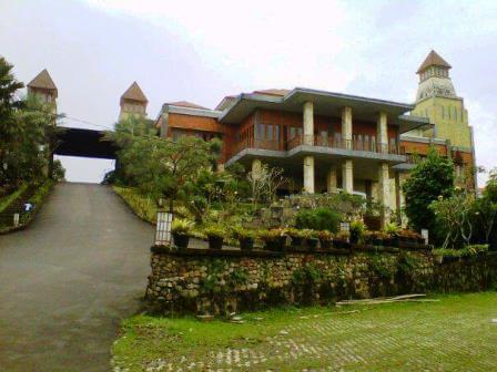 Bukit Gumati Bogor