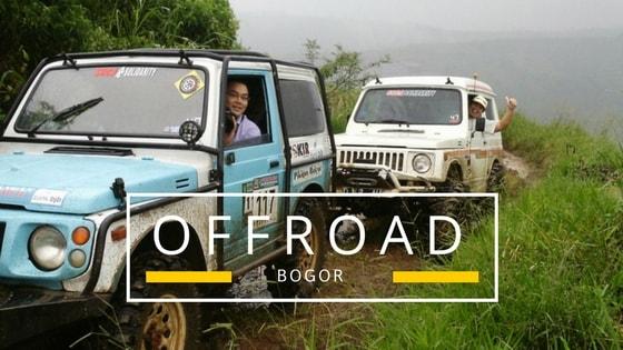 Mau Offroad Di Bogor