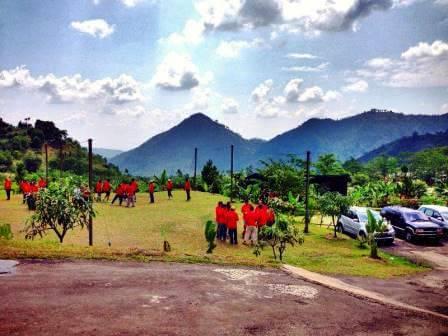 KM Zero Resort Bogor Sentul